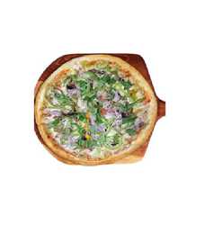 Greenhouse pizza