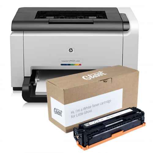 Ghost White Toner A4 Size Printer For T-shirt Printing 07a4a7c4a