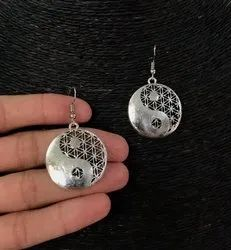 New Oxidized Earrings