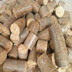 Biomass Fuel Solid Briquette
