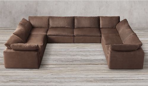 Magnificent Manufacturer Of Real Leather Or Pu Sofa Sets In U Shapes Caraccident5 Cool Chair Designs And Ideas Caraccident5Info