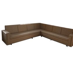 18 Inch Modern Modular L Shape Sofa Set