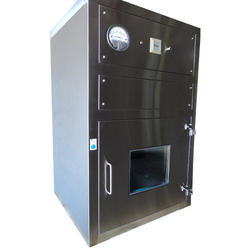 Dynamic Pass Box for Cleanroom