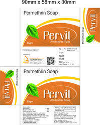 Permethrin 1% Soap