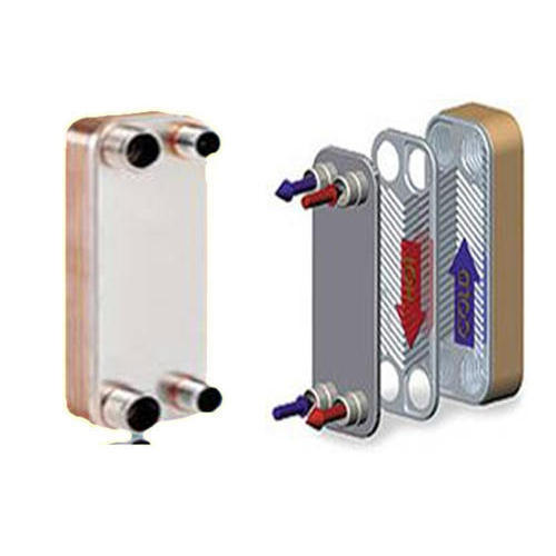 Brazed Plate Heat Exchangers, Oil And Chemicals, Rs 10000 /unit   ID ...