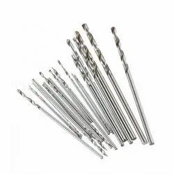 Miniature Drills, Drill Diameter: Minimum Diameter 0.4 Mm