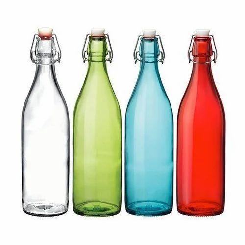 Swing Top Water Bottles