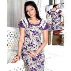b77d64b32 Ladies Printed Nightgown at Rs 220  piece