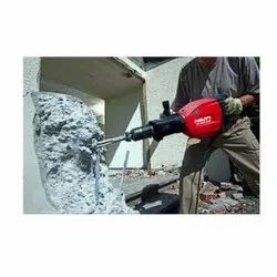 1-2 Week Rcc Breaking Contractor Services, For Concrete, Type Of Breaking: Residential Building,Factory