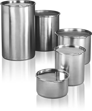 Stainless Steel Containers Ss Containers Open Top