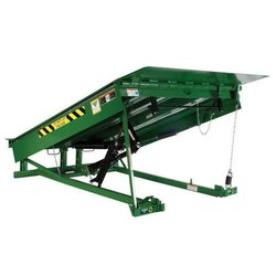 Kelley Hydraulic Dock Leveler