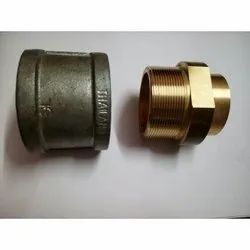 Brass Adapters Or Connectors