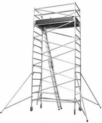 Mobile Aluminum Scaffold Tower Without Ladder