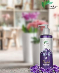 Orchid Shower gel, Packaging Size: 220 ml, Bottle