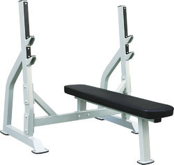 Non Weight Machines Cosco Olympic Flat Bench Press CS4
