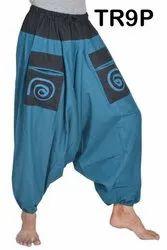Designer Cotton Alibaba Genie Harem Pants Boho Gypsy Trousers TR9P