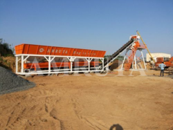 Ready Mix Batching Plant