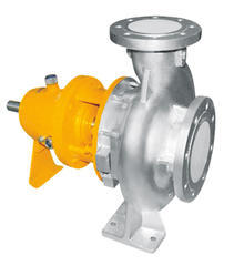 Semi Automatic Horizontal Centrifugal End Suction Pump