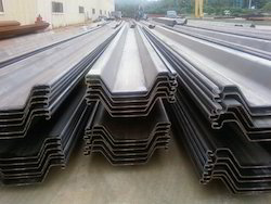 Cold Form Sheet Pile