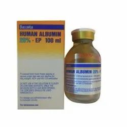 100 ml Human Albumin Injection 20% EP