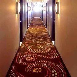 印刷矩形项目地毯