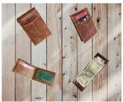 Genuine Leather Money Clip Crunch