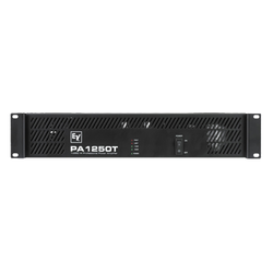 Dual 400 W Per Channel Power Amplifier