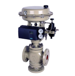 Three-Way Diverging & Converging Regulating Control Valve