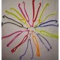 Ladies PVC Sparkle Chappal Straps