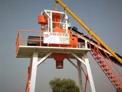 Twin Shaft Concrete Batching Plant AST 30