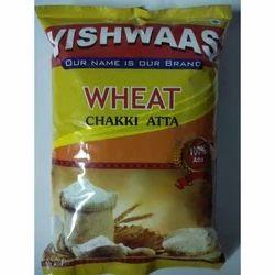 Vishwaas Wheat Flour, Pack Type: Packet