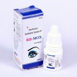 Moxifloxacin HCl Drop