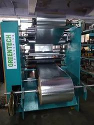 Silver Duplex Lamination Machine