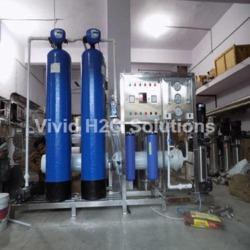 FRP Reverse Osmosis Plant, For Commercial, RO Capacity: 200-500 (Liter/hour)