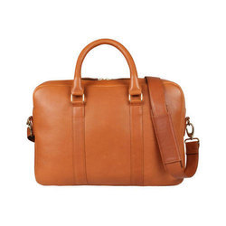 Briefcase - Tan
