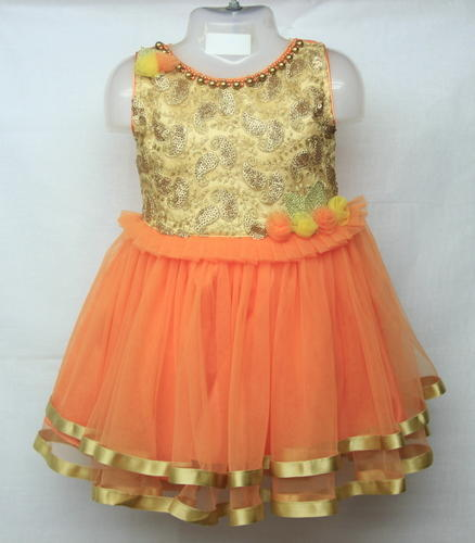 d0da3568188f Girls Party Wear Frocks - Bollywood Party Wear Kids Frock Exporter ...
