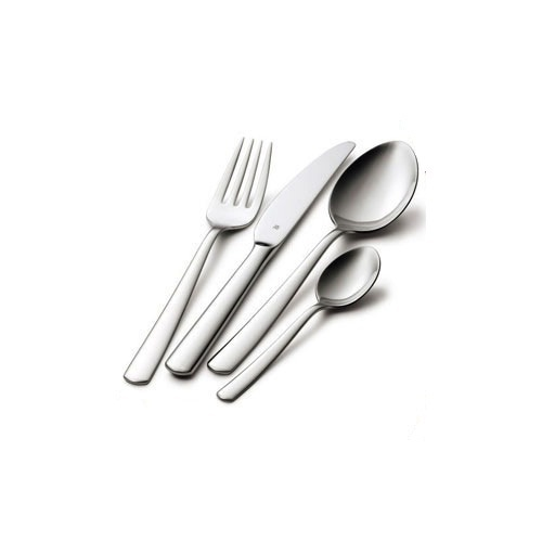 Silver Grey Polished Design Monolisa Steel Cutlery