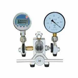 Pressure Calibration (NABL) As Per ISO 17025:2017