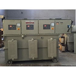 Servo Digital Voltage Stabilizer