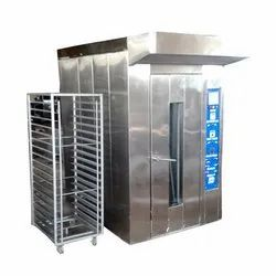 Commercial Rotary Rack Oven