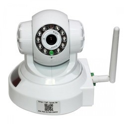 2 MP Wireless Security Camera, Range: 20-25 m