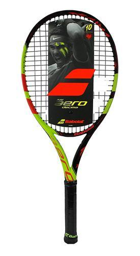 a132bf7e1d78 Babolat Graphite new pure aero decima french open tennis racket strung -  limited edition