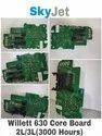 SkyJet - Willett 630 Core Board 2L/3L ( 3000 Hours )