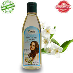 Kazima Jasmine Herbal Hair Oil