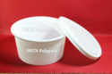 500 ml Milky White Food Packaging Container