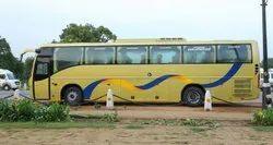 Volvo AC Bus Rental Service, Bangalore, Seating Capacity: > 45 Seater