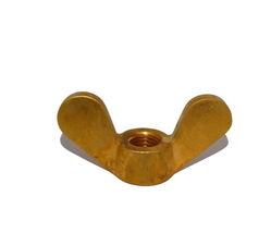 Brass Wing Nut