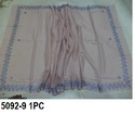 Merino Wool 4 Side Stone Border Stole