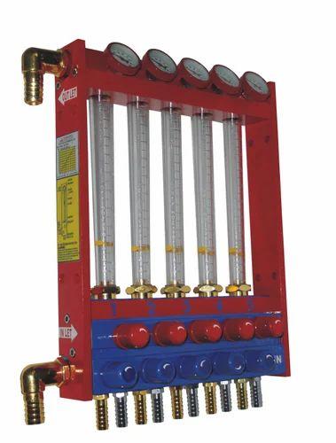 Water Flow Regulator 5 Inlet Injection Molding Water