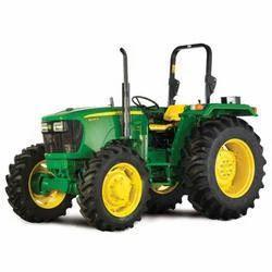 4WD 65 HP John Deere Tractor